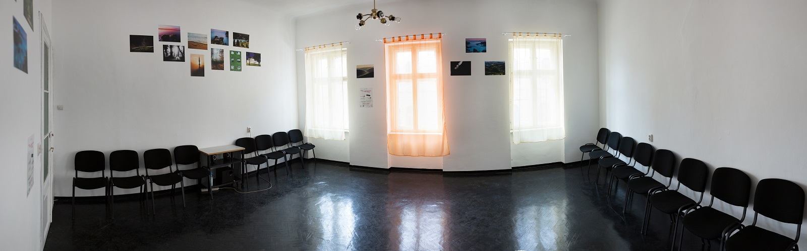 foto panoramic events room